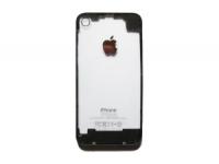 Комплект для iPhone 4 ПРОЗРАЧНЫЙ (Дисплей с тачскрином+Задняя крышка+кнопкой Home)