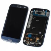 Дисплей LCD Samsung I9300 Galaxy S III Blue в сборе (original, GH97-13630A)