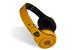 Beats by Dr. Dre Studio Limited Edition Lamborghini Headphones From Monster® 129438-00  Желтый