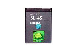 АКБ Nokia BL-4S Li860 с голограммой EURO 2:2 (7610s/2680s/3600s)