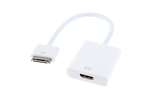 HDMI адаптер для Apple 30 pin iPad 2,3 (европакет)