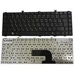 Клавиатура ноутбука Fujitsu-Siemens Amilo LA1703 black с русскими буквами