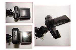 "Видеорегистратор R007 (2.4""LCD/1280*720/CMOS 8Mp/600мА/120°) (коробка/держатель/АЗУ)"