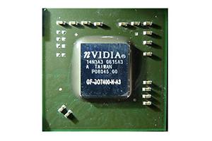 Микросхема nVidia GeForce GO7400-N-A3