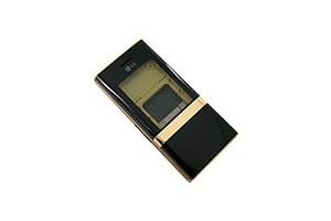 Корпус LG KE800 (чёрный) HIGH COPY
