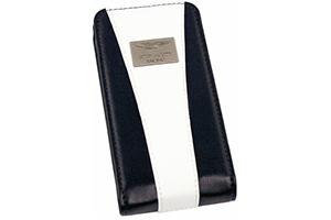 """Чехол раскладной для iPhone 5 """"Aston Martin Racing"""" RAFCIPH5062D"""