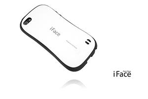 Защитная крышка iFace для iPhone 5/5s (белый/коробка)