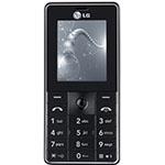 Корпус LG KG320 (чёрный) HIGH COPY