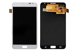 Дисплей LCD Samsung N7000/I9220 Galaxy Note White в сборе (original, GH97-12948B)