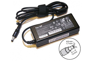 Блок питания ASX для ноутбука HP Compaq 90W (H-P 19V 4.74A (4.8*1.7))