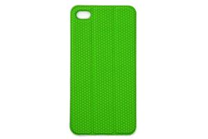Задняя крышка-чехол Tidy Tilt для iPhone 4/4S (зеленый/блистер)