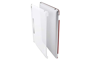 Защитная крышка Belkin для iPad 2 Snap Shield Steel Clear (F8N669CWC01)