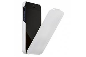 "Чехол для iPhone 5 ""BOROFONE"" BI-L028 General flip раскладной кожа"