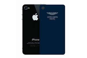 "Защитная пленка для iPhone 5 ""Aston Martin Racing"" SGIPH5001D"