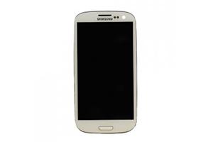 Дисплей LCD Samsung I9300 Galaxy S III White в сборе (original, GH97-13630B)
