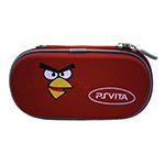 "Чехол на молнии для PS Vita ""Angry Birds"""