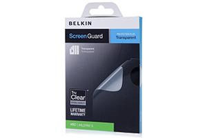 Защитная пленка Belkin для HTC Flyer (F8N682CW) матовая