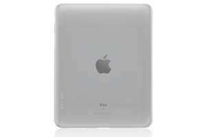 Защитная крышка Belkin Grip Vue TPU Case Clear для Apple iPad 2 (F8N614CWC00)