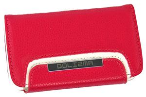 Чехол раскладной органайзер/кошелек на магните для iPhone 4/4S (кожа/розовый)
