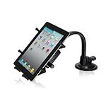 Держатель автомобильный для iPad/iPad 2 и совместимые (стекло/подголовник)