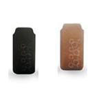Футляр Nokia 6300 11*5,5 см (замша)(упаковка пакетик)