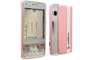 Корпус SonyEricsson C903 (розовый) HIGH COPY