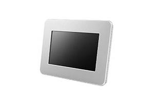 Цифровая фоторамка 7'' DPF-702C (480*234) (серебро) 16:9/USB/SD/Аудио/Видео/ Встроенная память/ДУ