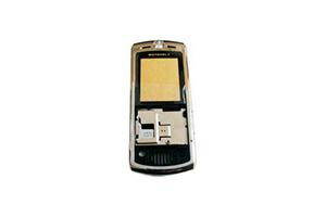 Корпус Motorola L9 (серебро) HIGH COPY