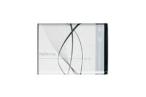 АКБ АЗИЯ Nokia BL-5B Li820 с голограммой (блистер)
