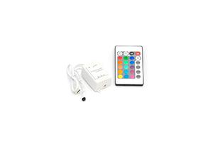 Контроллер для RGB лент IR24 IR24
