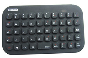 "Bluetooth мини клавиатура ""LP"" (ST-BRK3100BT) (49 клавиш/черная)"