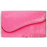 Сумка женская 10,5*6*1 с ремешком на руку СР198 6230 (розовый)