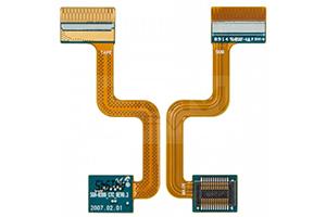 Шлейф/FLC Samsung B300 межплатный (original, GH59-05509A)