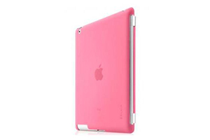 Защитная крышка Belkin для iPad 2/iPad new пластиковый розовый (F8N631CWC03)