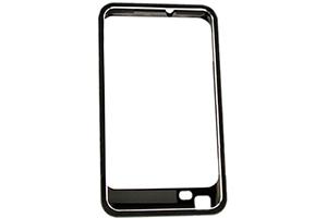 Bumper для Samsung i9220 Sweet Armor металл (черный)