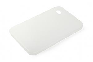 Силиконовый чехол для Samsung P1000 прозрачный (белый) (упаковка пакетик)