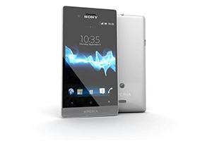 Корпус Sony Xperia miro (белый) HIGH COPY
