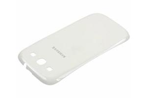Задняя крышка для Samsung i9300 (белая)