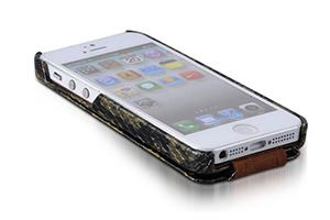 "Чехол для iPhone 5 ""BOROFONE"" BI-L027  Explorer  кожа"