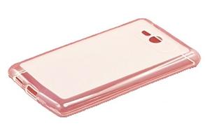 Силиконовый чехол на Nokia Lumia 820 TPU Case (белый матовый)
