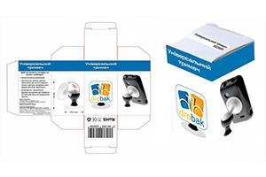 Упаковка для автодержателей