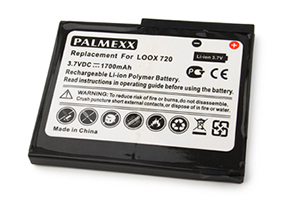 АКБ для Fujitsu-Siemens Pocket LOOX 720 Li1640