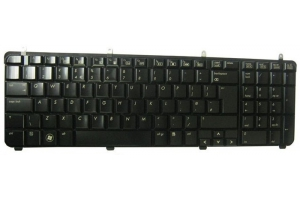 Клавиатура для HP Pavilion DV7-6000 DV7-6100 DV7-6200 (чёрная)