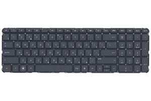 Клавиатура для HP Pavilion DV7-7000 без рамки (чёрная)