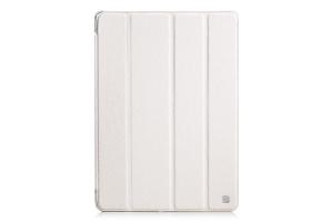 "Чехол для iPad Air ""HOCO"" HA-L028 Crystal leather case раскладной кожа (белый)"