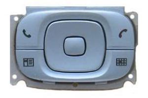 Клавиатура для Qtek S100 (серебристый)