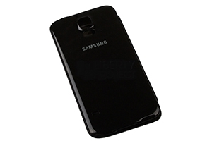 "Чехол для Samsung Galaxy S5 SM-G900F ""S View Cover"" (черный)"