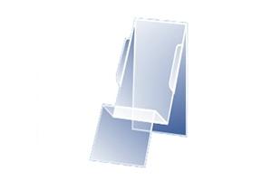 Подставка для телефонов в №3 (с держателем ценника)