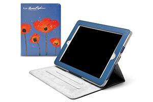 "Чехол для iPad 3 и iPad 4 ""iLuv Ulster"" (ICC838FLO)"