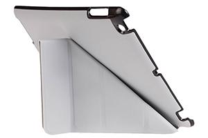 "Чехол/книжка для iPad 2/3/4 Smart Cover форма ""Y"" (MC939LL/A, ПУ, белый)"
